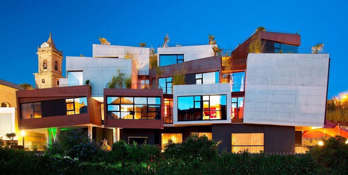 Отель Viura - (Испания)