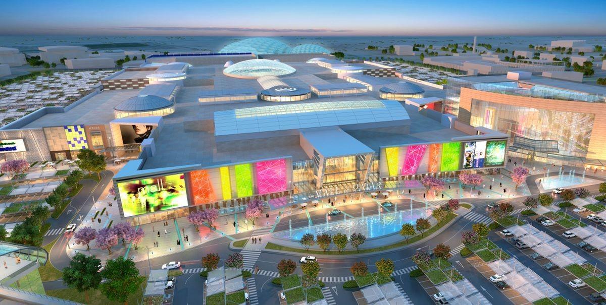Торговый центр в Qatar