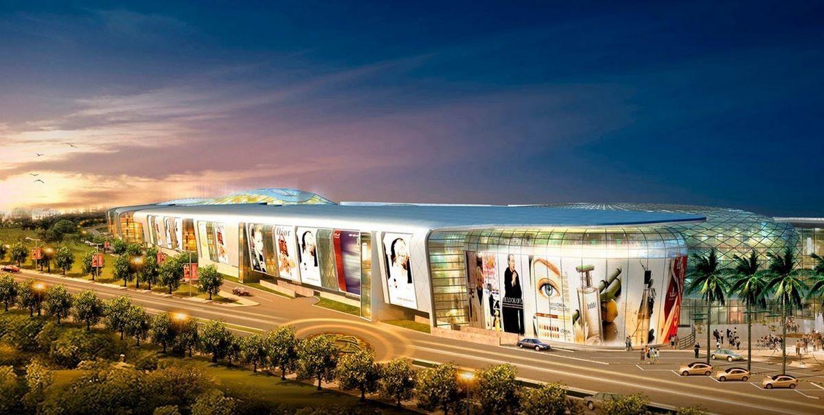 Торговый центр в Марокко - (Casablanca, Морокко)