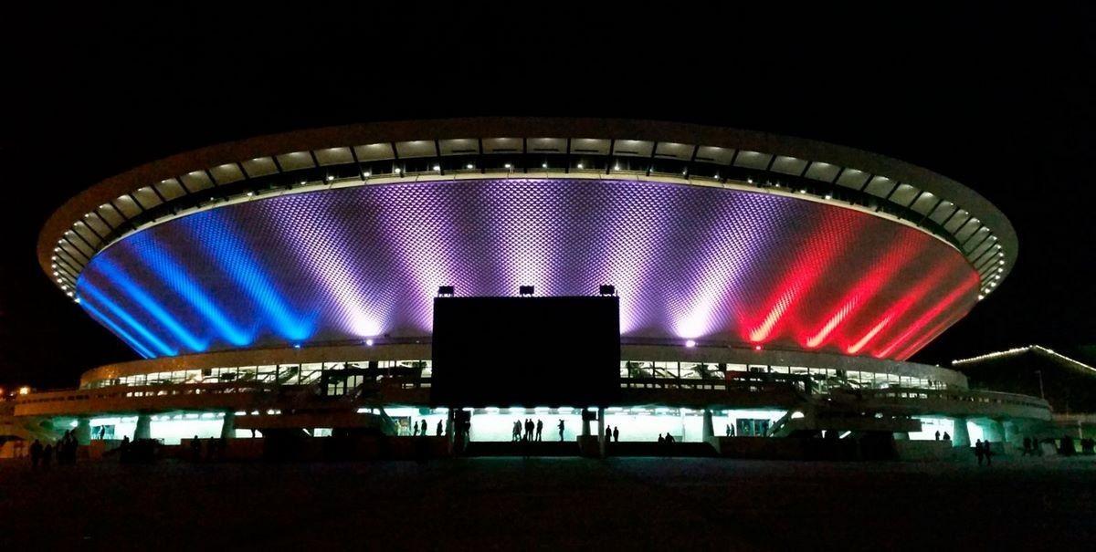 Spodek Arena - (Katowice, Польша)
