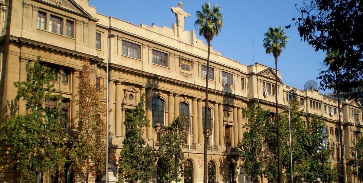 Католический университет - (Santiago de Chile, Чили)