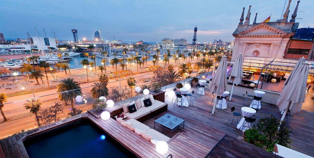 Отель Colon - (Барселона, Испания)