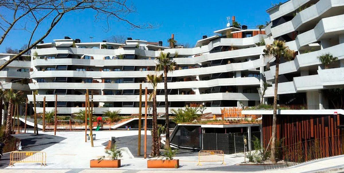 Жилое здание Azken Portu - (Euskaki, Испания)