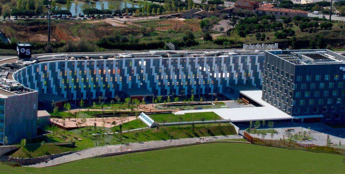 Генеральный штаб BancSabadell - (Барселона, Испания)