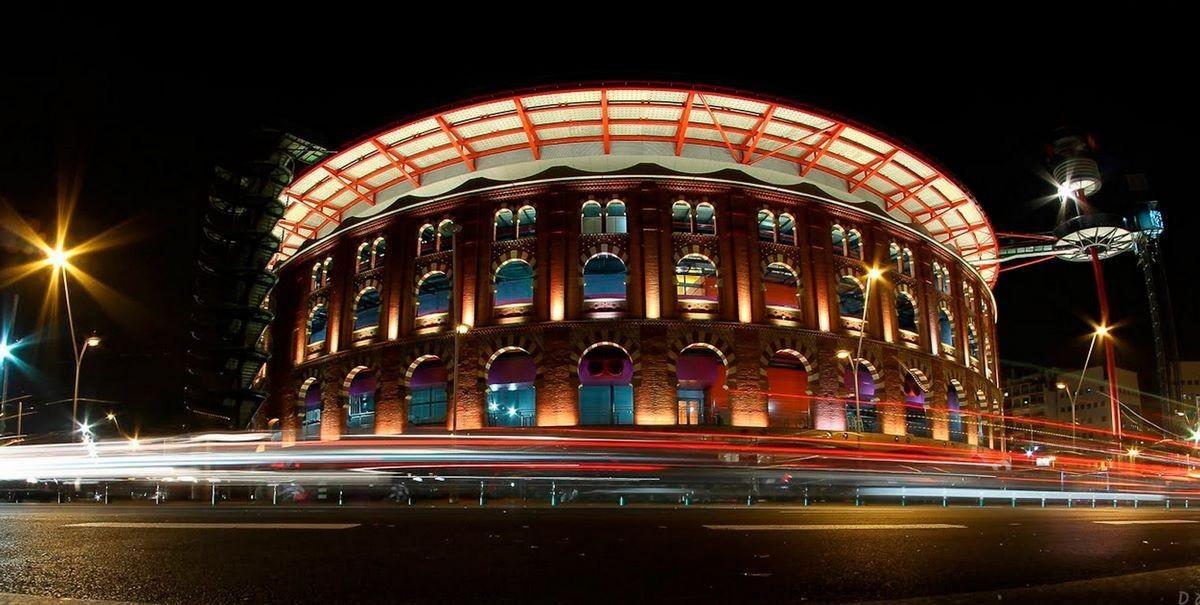 Коммерческий центр Las Arenas - (Барселона, Испания)